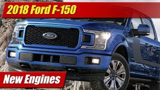 2018 Ford F-150: New Engines