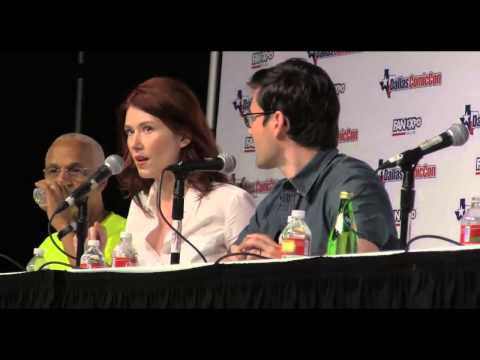 Firefly Serenity Q&A Panel - Dallas Comic Con (Nathan Fillion, Gina Torres, Jewel Staite, & more)