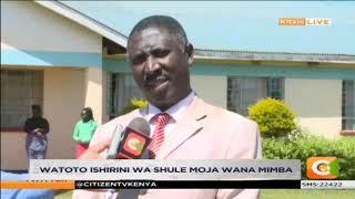 Wasichana ishirini wa shule moja wakatiza masomo kwa ajili ya mimba za mapema
