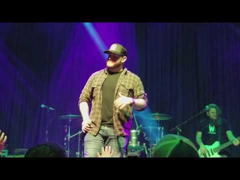 Jon Langston-When it Comes to Loving You-Cone Denim Greensboro, NC 2-17-18