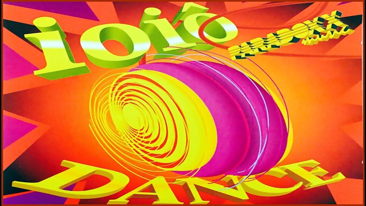 IOIÔ Dance (1995) - [CD, Compilation - Paradoxx Music]