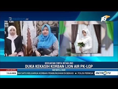 Duka Sang Kekasih Calon Pengantin Korban Lion Air JT610