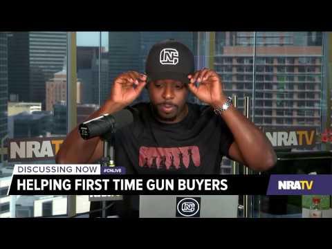 CN LIVE | Helping First-Time Gun Buyer Advice