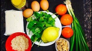 Spinach and Quinoa Salad with Feta Cheese Recipe