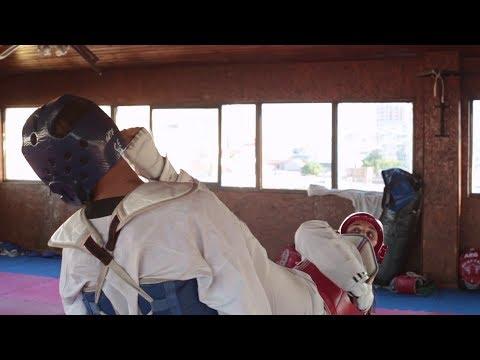 ENTRENADOS CAPÍTULO Nº 5: Taekwondo