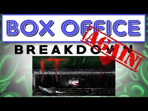 IT Still Slays on Top! - Box Office Breakdown for September 17th, 2017