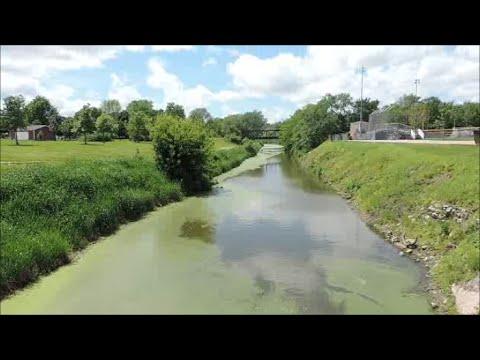 I&M Canal in Lasalle and North Utica IL
