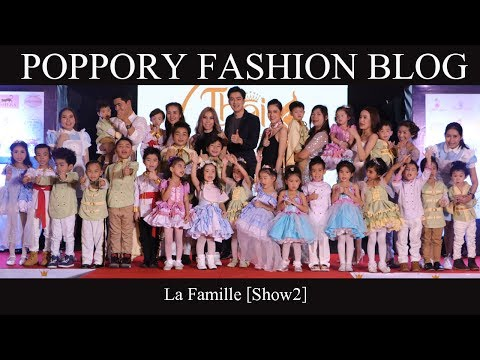 [FASHION SHOW] La Famile Show2  | 230717 | VDO BY POPPORY