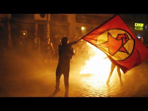 إصابة 76 شرطيا على الأقل في مظاهرات مناهضة لقمة مجموعة العشرين في هامبورغ