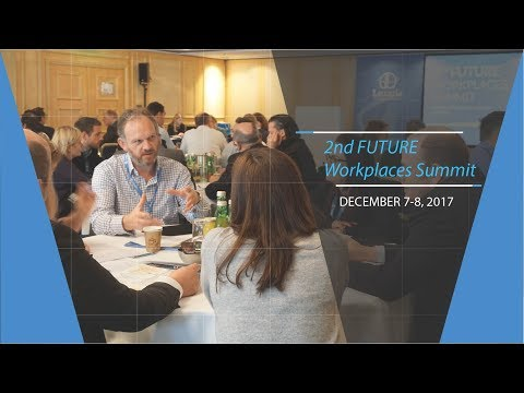 2nd Future Workplaces Summit, Vienna 2017