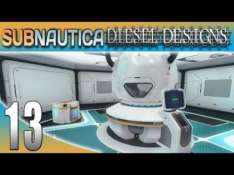Subnautica Gameplay :EP13: New Bioreactor, Modular Station, Scanner Upgrades!  Craziness! (1080p PC)