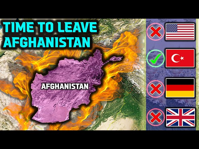 NATO Soldiers Leave Afghanistan but Turkey Doesn't