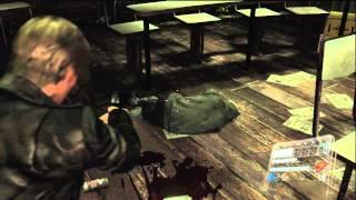PRESS START - Resident Evil 6 - FR HD