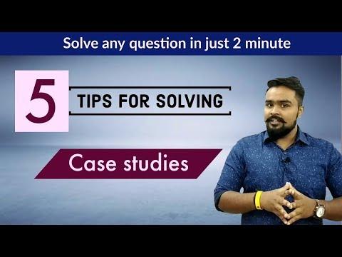 How To Solve Case Studies   Business Studies   Class 12  