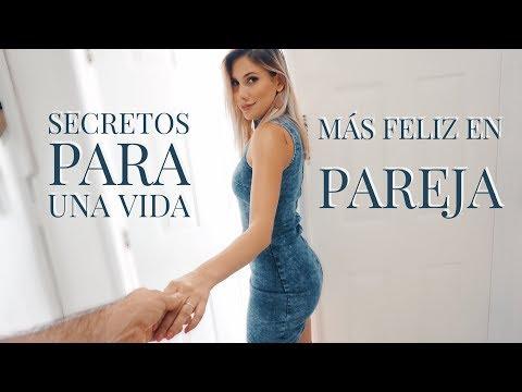Secretos para una vida mas feliz en pareja - Carolina Ortiz