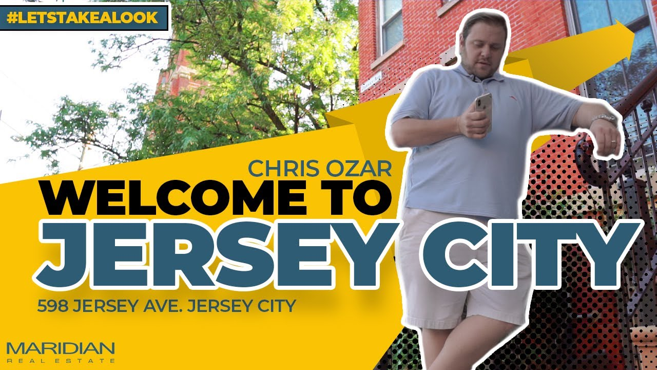 Property Tour & Lifestyle - 528 Jersey Ave - Jersey City with Chris Ozar