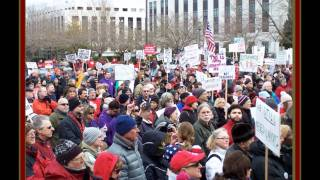 OCCUPY SALEM OREGON OH YEAH ! .wmv