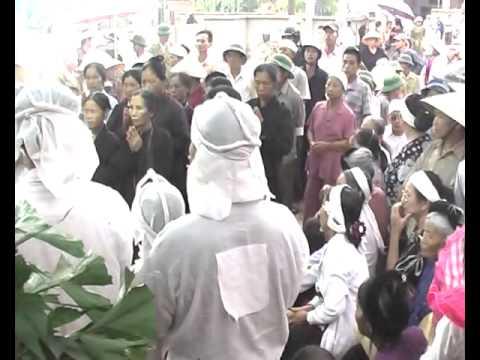 Đám tang ông Nguyễn Thế Hải (về quê) P.III