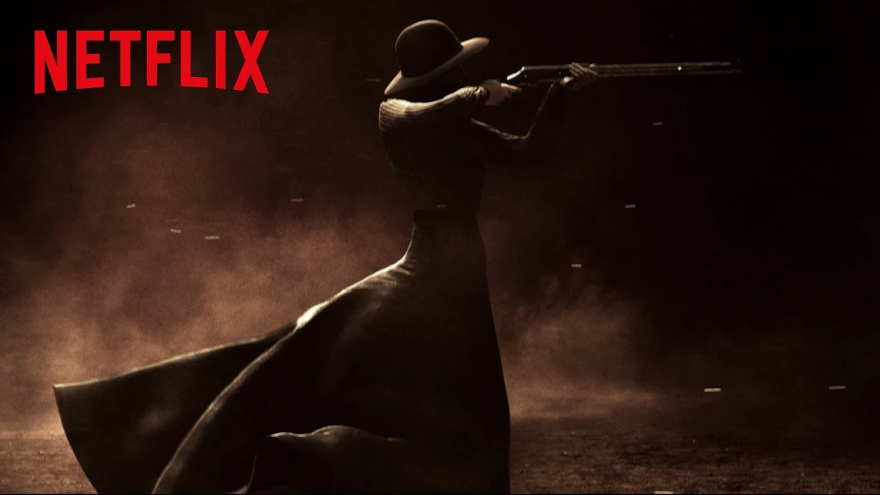 Godless | Opening Title Sequence [HD] | Netflix - Main Title Sequence for the Netflix Limited Series Godless. Composed by Carlos Rafael Rivera.