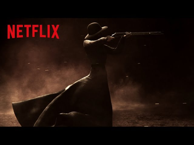 Godless Opening Credits Reveals A Dangerously Feminist