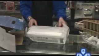 Import Ceramic White PS3 Unboxing