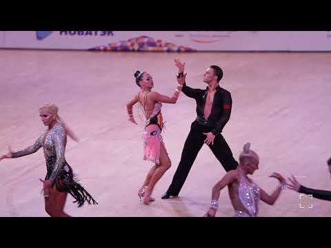 Andrey Gusev - Vera Bondareva | Russian Championship Latin 2018 - SF PD