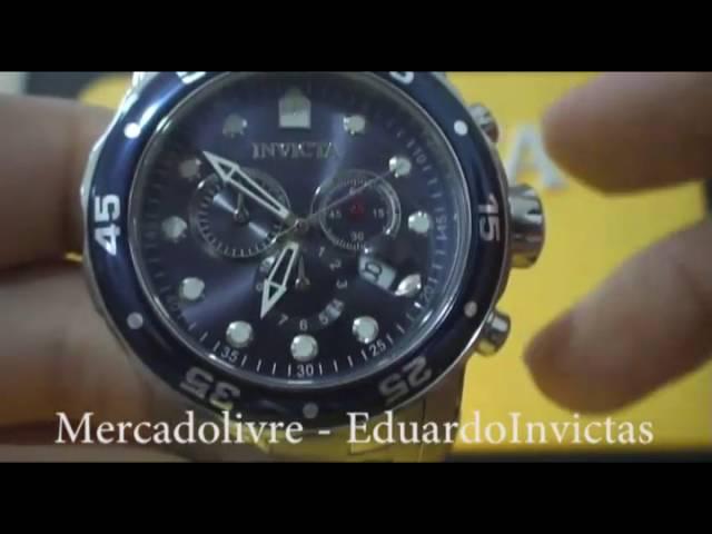 c6716b16b21 Relógio Invicta 0070 Pro Diver Masculino - YoutubeDownload.pro