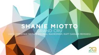 Shanie Miotto - Grand Cru (Matt Sassari Remix) Resimi