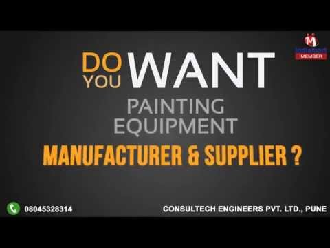 Painting Equipment By CONSULTECH ENGINEERS PRIVATE LIMITED, Pune
