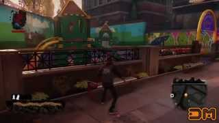 Infamous Second Son - Sly Cooper Graffiti Easter Egg