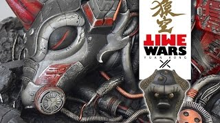 1st Look: Time Wars Yuan Kong Figure by Winson Ma x Gate Toys