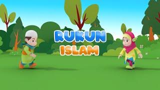 Rukun Islam Ada 5 - Lagu Anak Islami