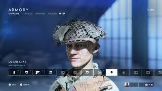 Battlefield V - Claim Armory Shipments: Emblems, Stocks, Receivers, Head Gear, Dog Tags etc (2018)