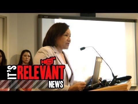 Briggs High School Staff Presents Turnaround Plan Update