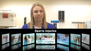 HEALTH CONNECTIONS / SPORTS INJURIES