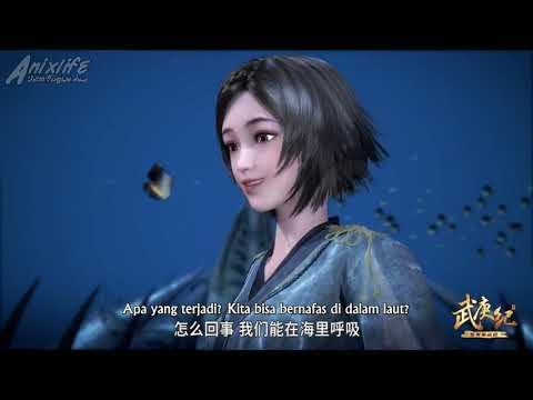 Wu Geng Ji Season 3 Eps 16 Sub Indo