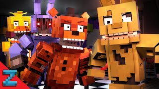 quotFollow Mequot  Minecraft FNAF Animation Music Video Song by TryHardNinja The Foxy Song 2