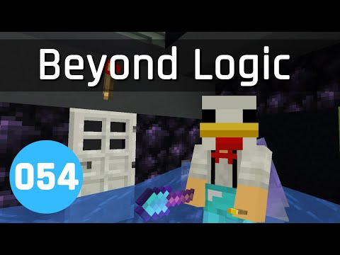 Beyond Logic #54: Into the Garbage Chute Flyboy | Minecraft 1.13