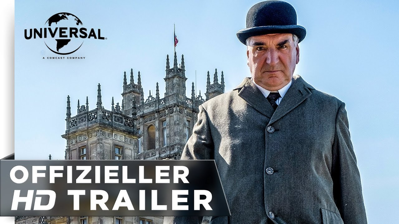 Downton Abbey - Trailer deutsch