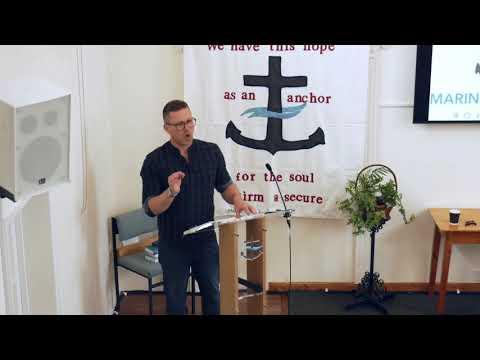 Don't lose sight of Christ - Matthew 11:1-24 - Simon Heard