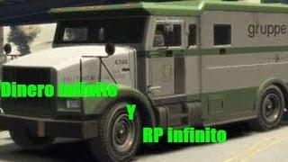 dinero infinito y rp inifinito