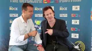 Let's Rock - Exclusive Interview with Then Jerico (Mark Shaw)