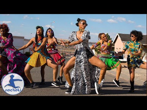 Watch Ciara Dance with South African Dancers in Soweto