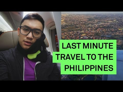 LAST MINUTE TRAVEL TO THE PHILIPPINES - RomeAroundTheWorld