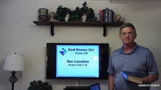 Prayer & Praise Service July 22 2020