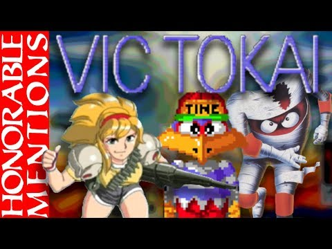 Honorable Mentions | Vic Tokai Edition | Feat Brasel TheGamer, Dali Popka, Miketendo & Nefarious Wes