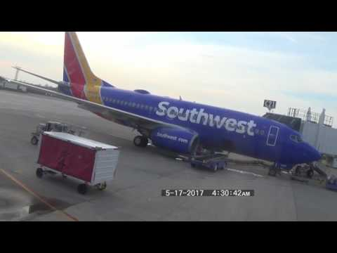 Milwaukee WI(MKE) to Las Vegas NV(LAS) Southwest Airlines