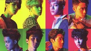 (acapella) EXO 엑소 'Sweet Lies'