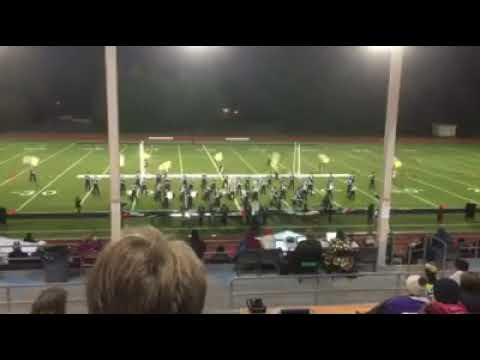 North Thurston High School Marching Band - Tumwater Finals 2018