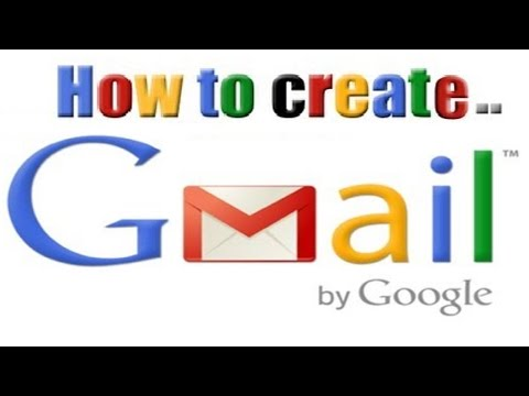 "How To Make Gmail Account "" Update "" 2017"